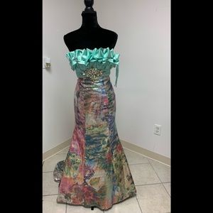 4 Tony Bowls Prom Homecoming Pageant Formal Dress